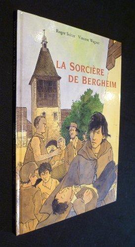 9782906995772: La sorci�re de Bergheim