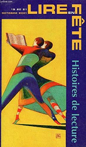 9782907005128: Histoires de lecture, Lire en fête octobre 2001