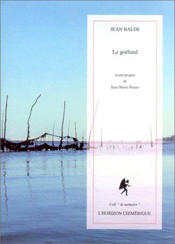 9782907202374: Le Goéland