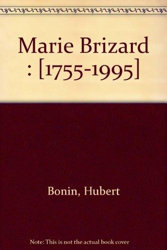 9782907202534: Marie Brizard