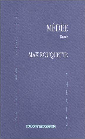 9782907293556: Médée