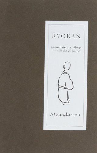 9782907312776: Recueil de l'ermitage au toit de chaume : Portrait et tankas, Edition bilingue français-japonais