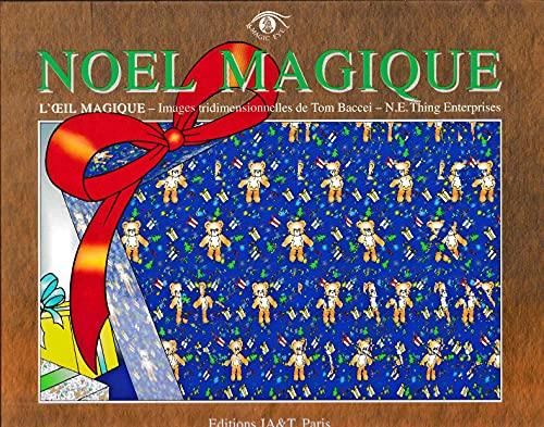 9782907445580: L'oeil magique, sp�cial No�l, num�ro 4 (Images tridimensionnelles)
