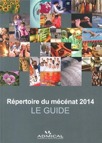 9782907507325: Répertoire du mécénat 2014