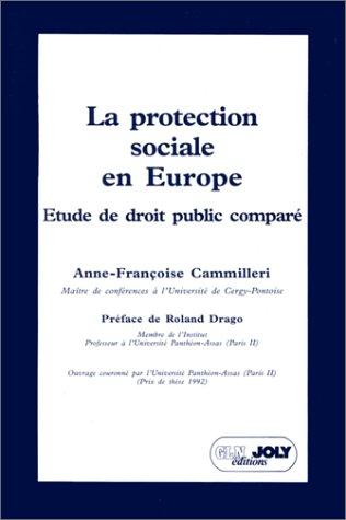 La protection sociale en Europe: Cammilleri, Anne Francoise