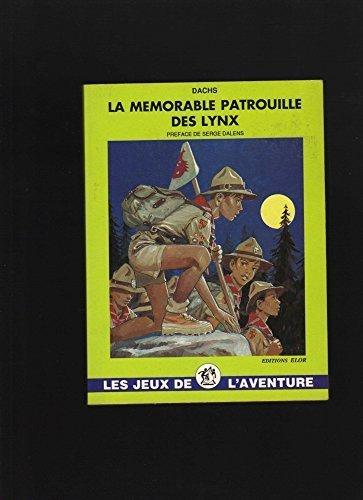 9782907524070: La Memorable Patrouille des Lynx (Jda 4)