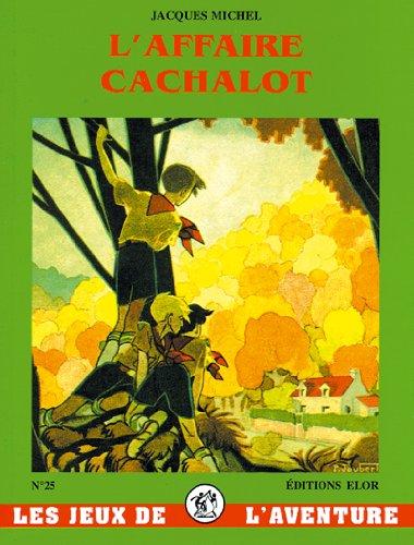 9782907524490: L'affaire Cachalot