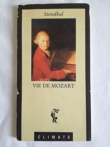 9782907563222: Vie de Mozart (Micro-climats)