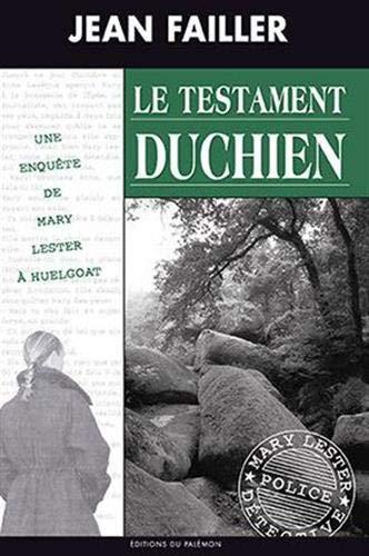 9782907572354: Testament duchien