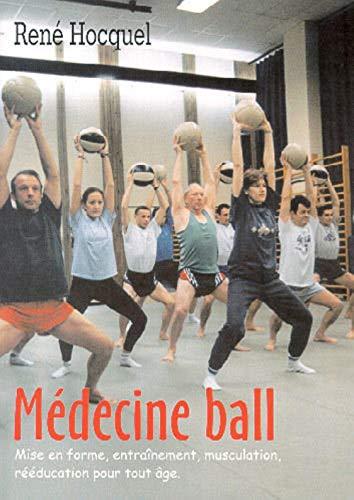 9782907653640: Le médecine-ball
