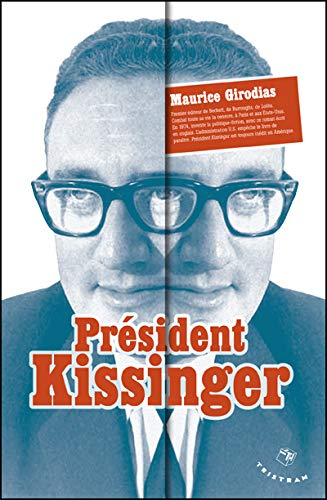 9782907681735: Président Kissinger