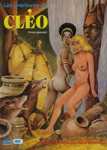 LES AVENTURES DE CLEO,7e EPISODE: COLBER W.G.: