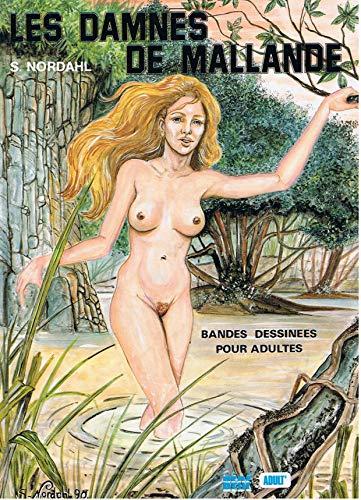 9782907682343: Les damnés de Mallande,