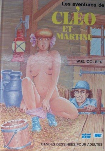 LES AVENTURES DE CLEO,5e EPISODE:CLEO ET MARTINE: COLBER W.G.:
