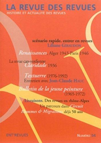Revue des revues, no 54: Collectif