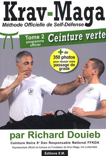 9782907736480: Krav-Maga (French Edition)