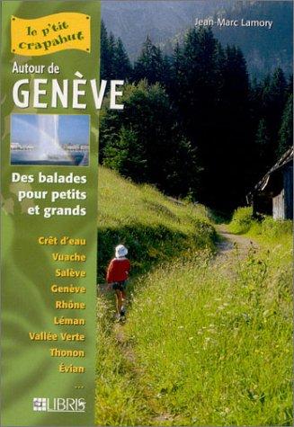 9782907781497: Autour de Genève : Balades pour petits et grands