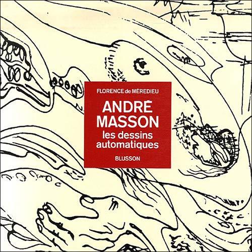 9782907784016: André Masson, les dessins automatiques