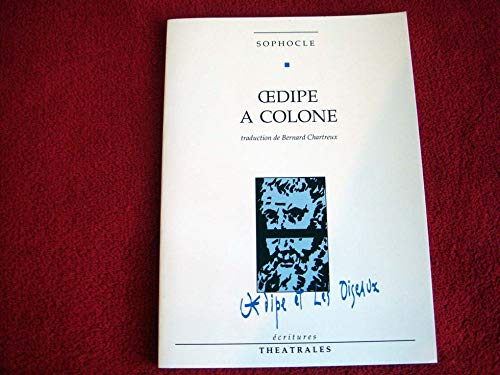 9782907810067: Oedipe à Colone