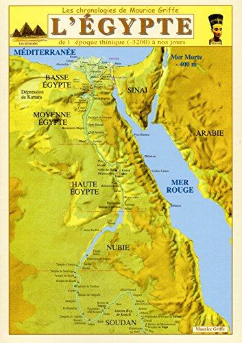 9782907854122: Chronologie de l'Egypte