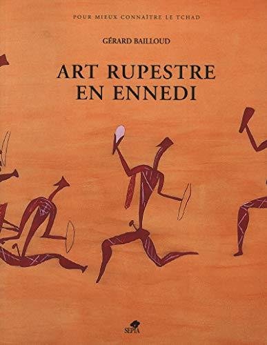 9782907888967: Art rupestre en Ennedi (Pour Mieux Connaitre)