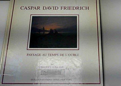 9782907895255: Caspar David Friedrich