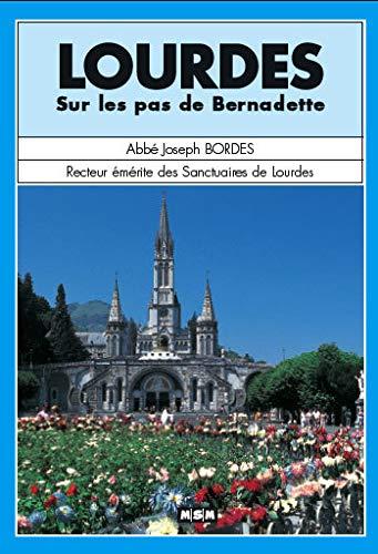 9782907899215: Lourdes sur les pas de Bernadette