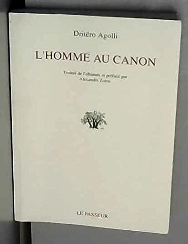 9782907913249: L'Homme au canon
