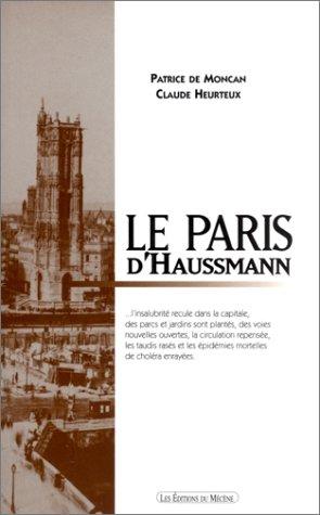9782907970587: Le Paris d'Haussmann