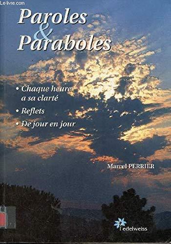 Paroles et paraboles: Perrier, Marcel
