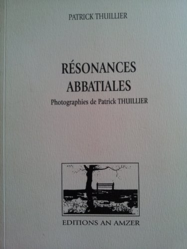 9782908083606: R�sonances abbatiales