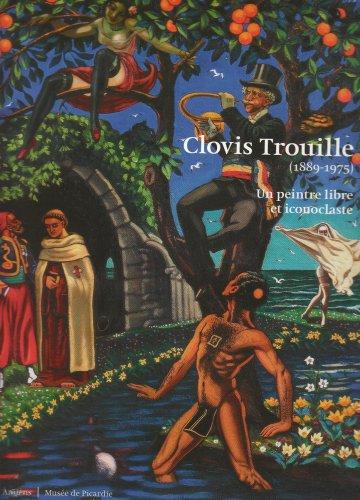 9782908095371: Clovis Trouille 1889-1975