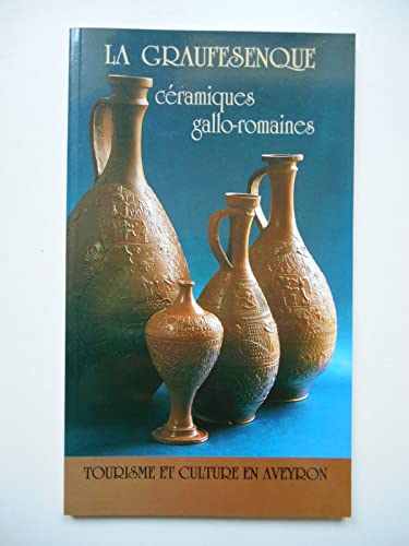 9782908123081: La graufesenque céramiques gallo-romaines