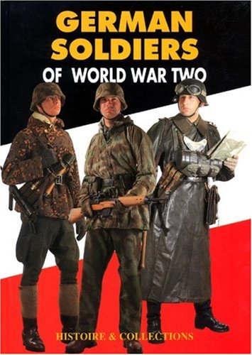 German Soldiers of World War Two: De Lagarde, Jean