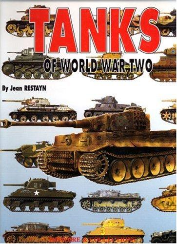 Tanks of World War Two: Restayn, Jean