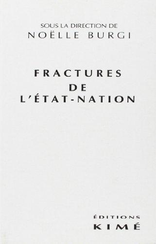 9782908212976: Fractures de l'Etat-nation
