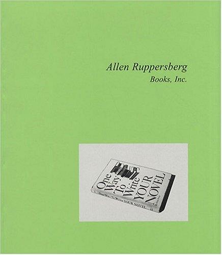 Allen Ruppersberg:Books, Inc: Paul, Frederic, McCollum, Allan, Ruppersberg, Allen
