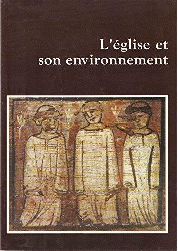9782908264005: L'église et son environnement archéologie médiévale en Provence