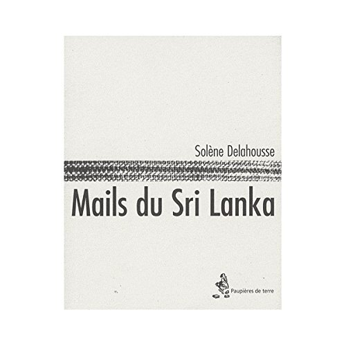9782908294323: Mails du Sri Lanka