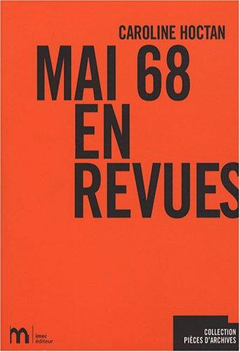 mai 68 en revues: Collectif