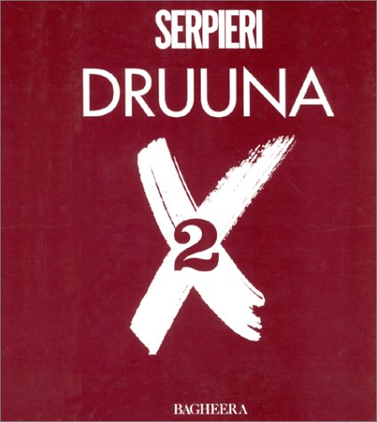 9782908406535: Druuna X, tome 2