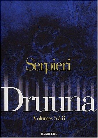 9782908406771: Coffret Druuna, volume 5 à 8