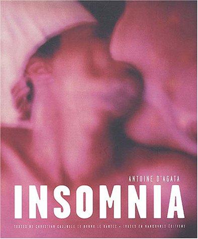 9782908445756: Insomnia (édition bilingue français-anglais)