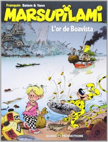 9782908462470: Le Marsupilami, tome 7 : L'Or de Boavista