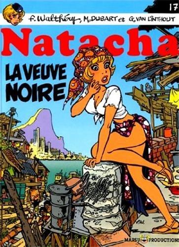 9782908462708: Natacha - tome 17 - La veuve noire