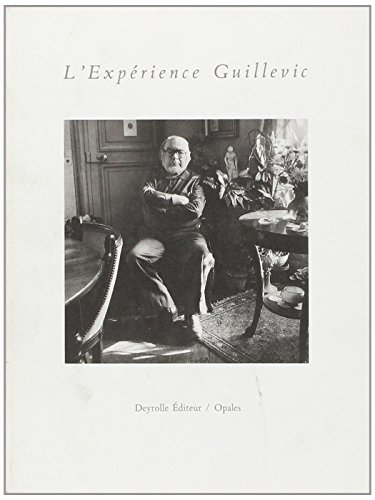 9782908487435: L'Exp�rience Guillevic
