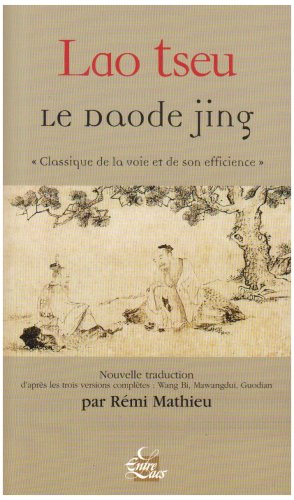 9782908606591: le daode jing