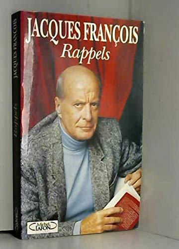 9782908652406: Rappels