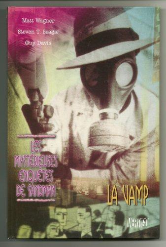 9782908703757: Mystérieuses enquêtes de Sandman, tome 2. La vamp