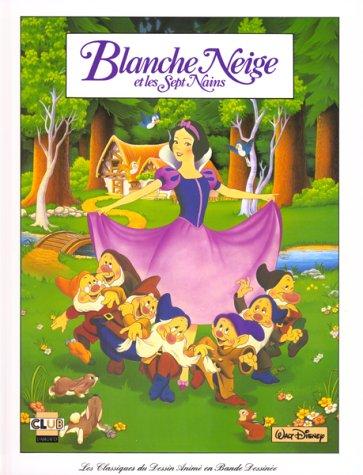 9782908803105: Blanche Neige et les sept nains